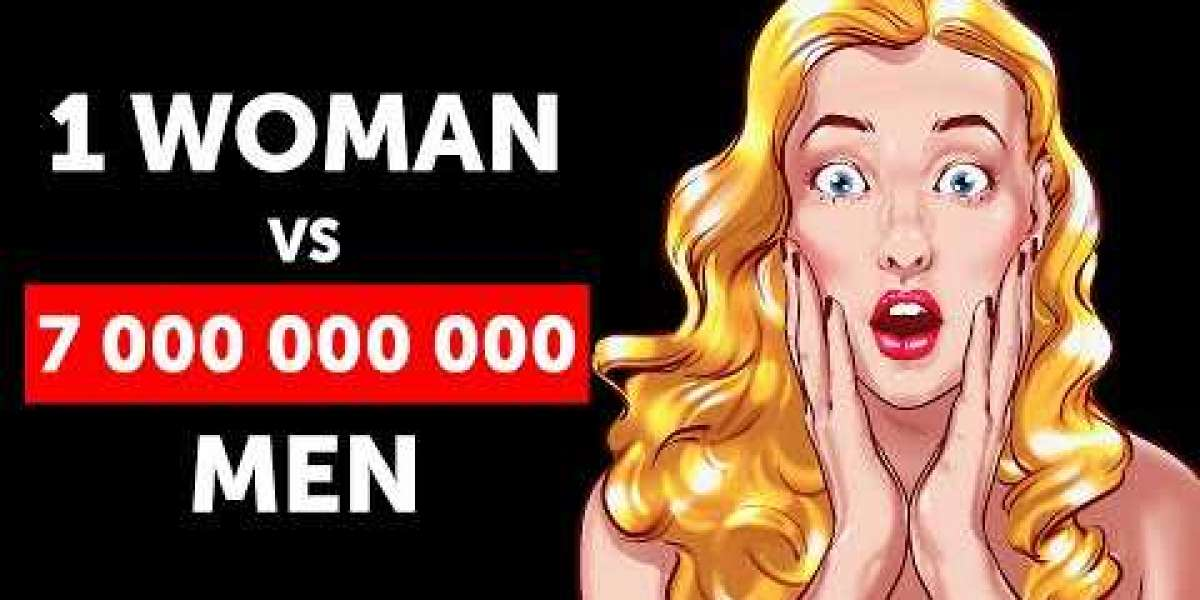 What If There Was 1 Man And 7000000000 Women?