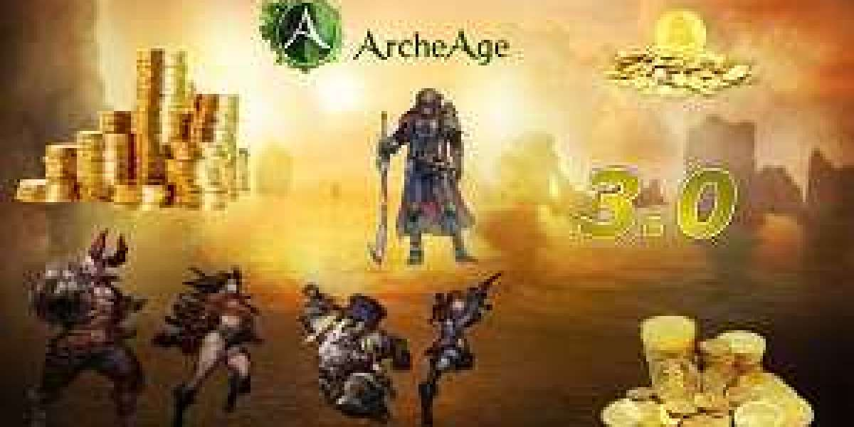 Finest Details About Buy Archeage Unchained Gold